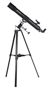 Bresser Taurus 90/900 NG Telescope, with smartphon