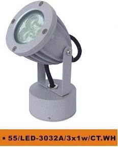 Digilamp LED světlo 3032A, DIGILAMP, 3W IP67 230V