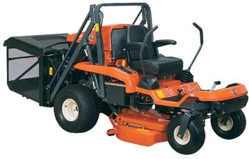 Kubota GZD15HD Zero Turn