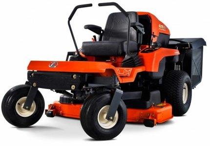 Kubota GZD21HD Zero Turn
