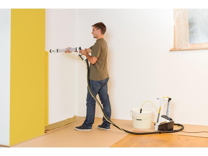 wagner wallperfect flexio w 995. Black Bedroom Furniture Sets. Home Design Ideas
