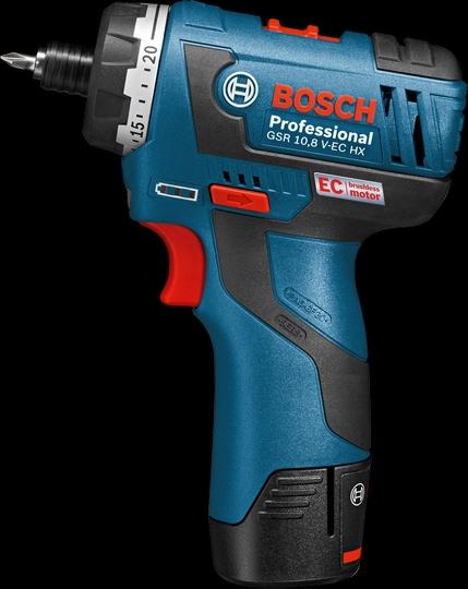 Bosch GSR 12V-20HX