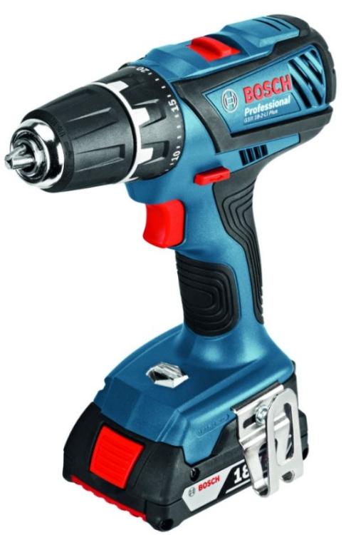 Bosch GSR18-2-Li Plus