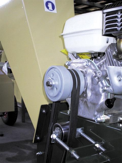 Negri bio R130BHHP55 (Honda, standardní podvozek)