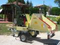 Negri bio R255BHHP21AN (Honda, zemědělský podvozek)