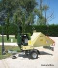 Negri bio R255EHP20AN (elektrický, zemědělský podvozek)