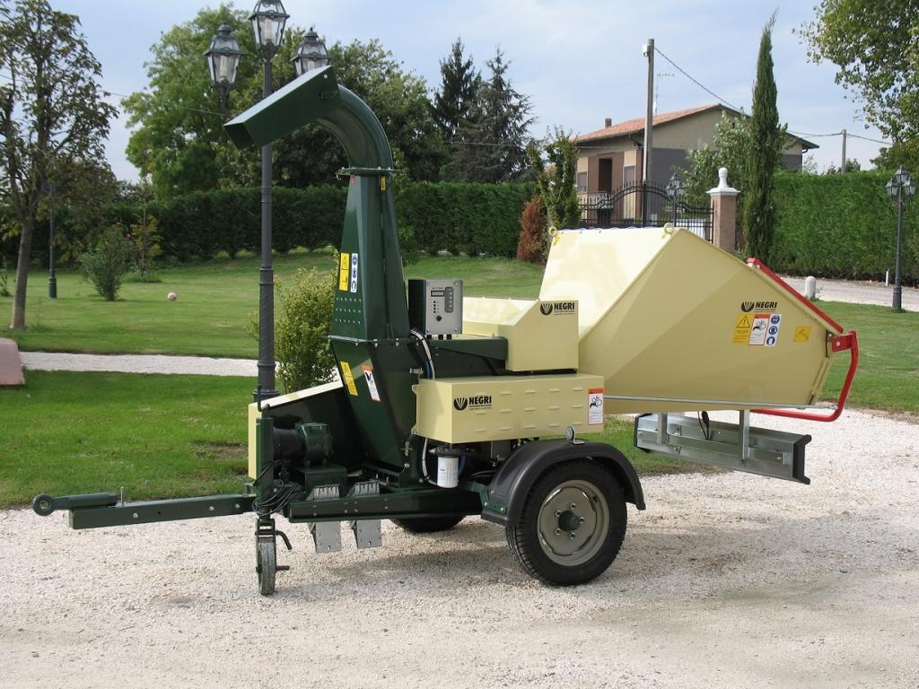 Negri bio R330E41HZ50AN (elektrický, zemědělský podvozek)