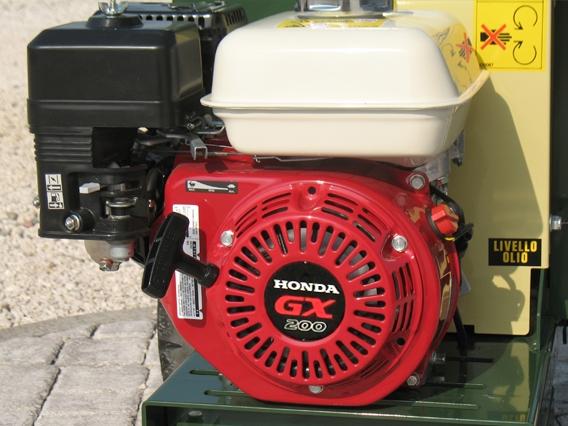 Negri bio R95BHHP65 (Honda, standardní podvozek)