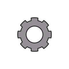 Fiskars Nůžky PowerLever dvoučepelové M (111640) 1001537
