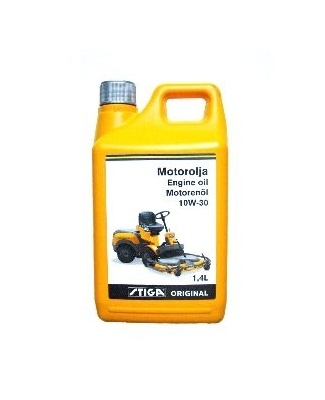 Olej do zahradního traktoru