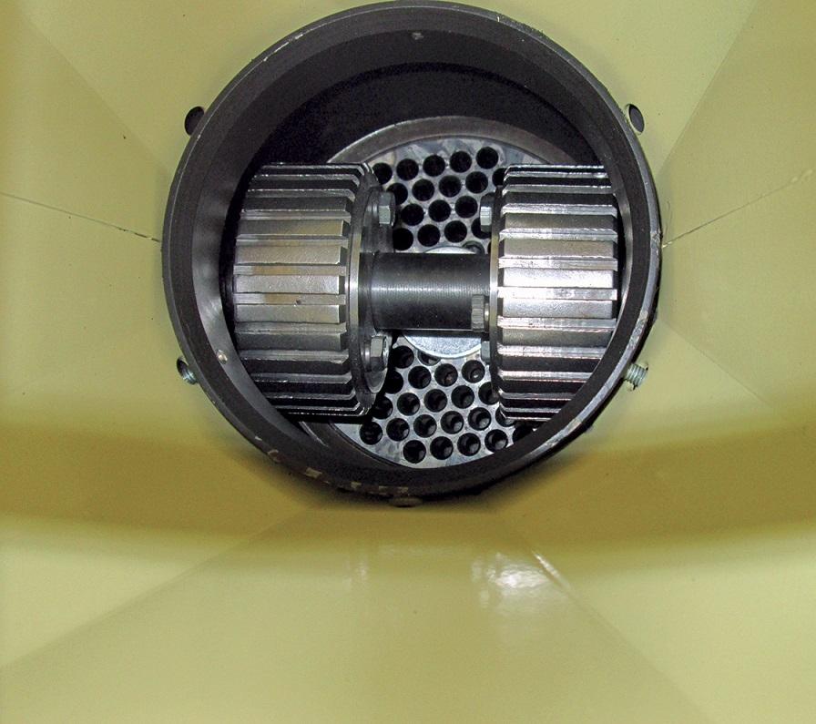 Negri bio P70EHP4C (elektrický, šnekový podavač)