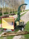 Negri bio C19DL35AN (Lombardini, zemědělský podvozek)